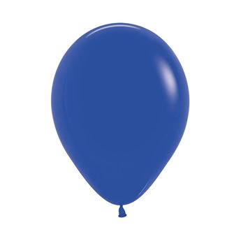 Picture of Globos Azul Real Fashion Sólido 30cm R12-041-12 (12)