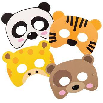Imagens de Caretas animales infantil (4)