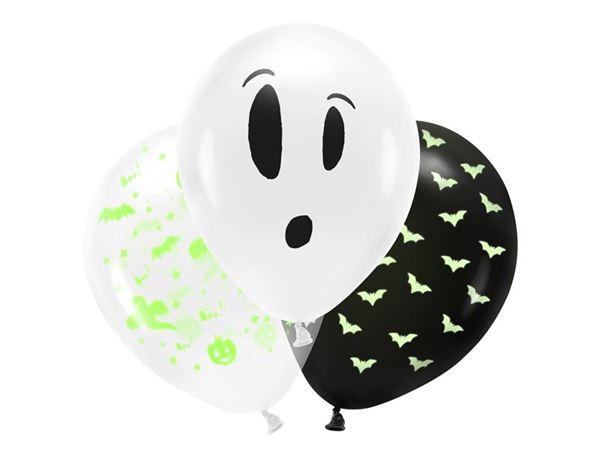 Imagens de Globos Halloween para luz negra (3)