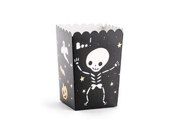 Imagen de Caja palomitas Boo esqueleto divertido (6)