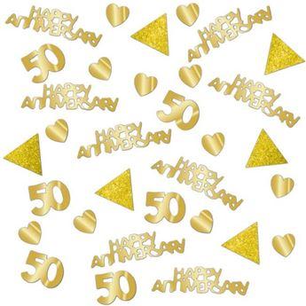 Imagens de Confeti 50 aniversario (28g)
