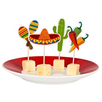 Picture of Pinchos fiesta mexicana (12)