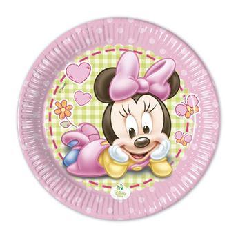 Imagens de Platos Baby Minnie pequeños (8)