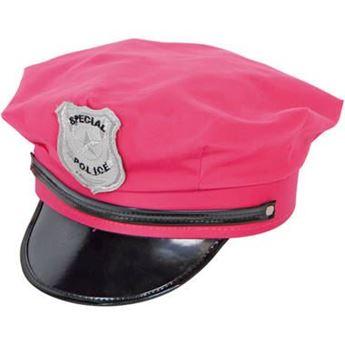 Imagen de Gorra policía rosa